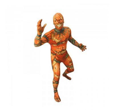 Jack O'Lantern Morph Suit