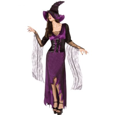Mystic Witch Dress & Hat