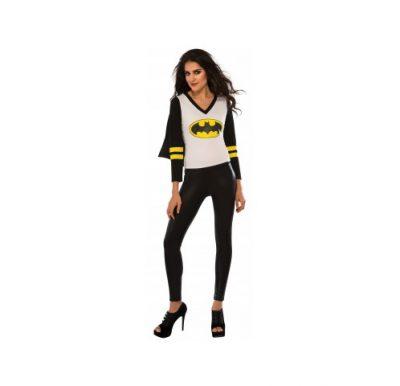 Bat Girl Sporty Tee w/ Cape