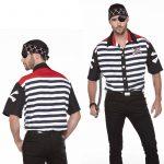 Pirate Shirt - Men's Button Down