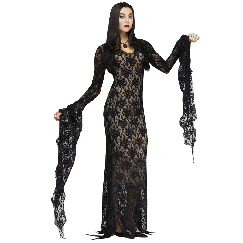 Morticia Miss Darkness