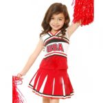 Cheer Leader USA - Child Costume