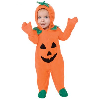 Little Pumpkin Pie Infant's Halloween Costume
