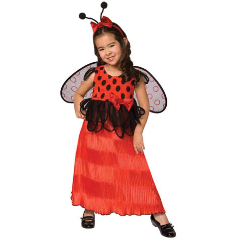 Lady Bug Toddler's Costume