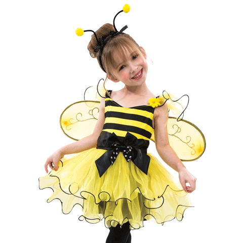 Bumble Bee Toddleru0027s Costume  sc 1 st  Cappelu0027s & Bumble Bee Costume Toddler Size - Cappelu0027s