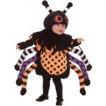 Spider Jumpsuit Toddler Costume
