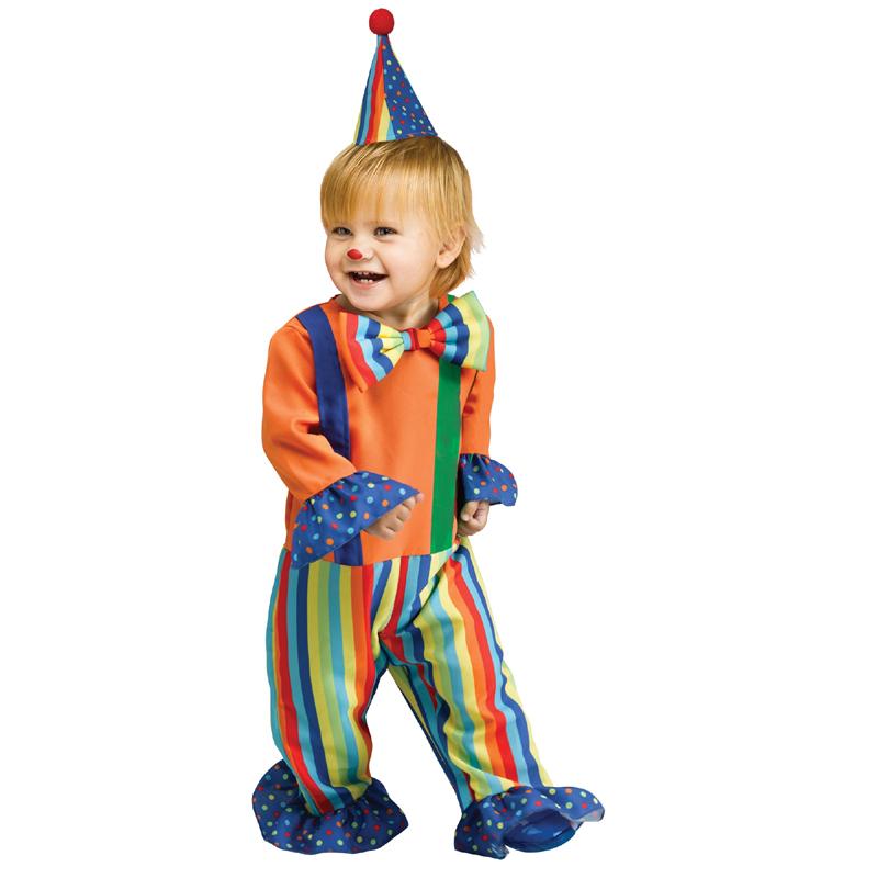 Clown Liu0027l- Toddler Clown Costume  sc 1 st  Cappelu0027s & Clown Liu0027l- Toddler Clown Costume - Cappelu0027s