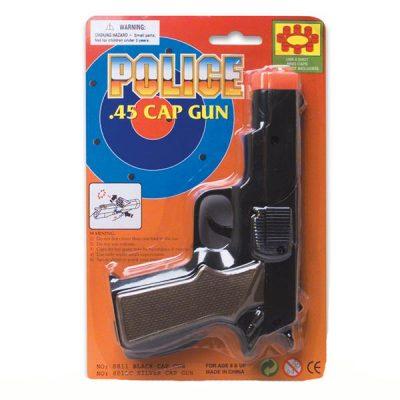 Cap Gun plastic colt pistol