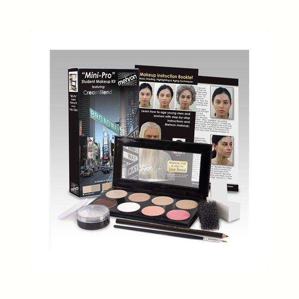 Mehron Student Makeup Kit Mini Pro