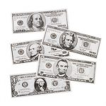jumbo paper money
