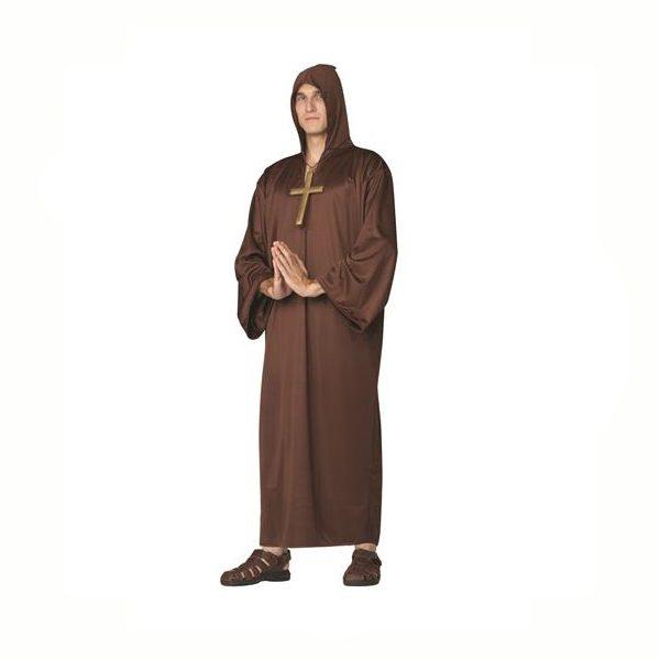 Monk Robe Light Brown