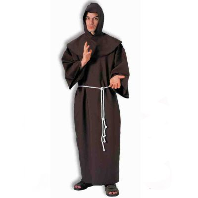 Medieval Monk Robe Bock Fest