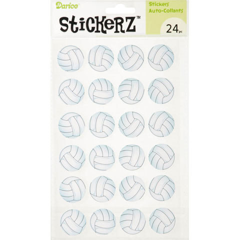 Volley Ball Stickers
