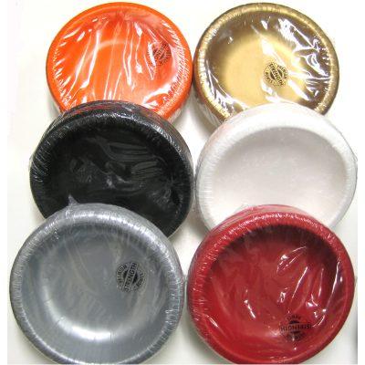 Round Cardboard Serving Bowl
