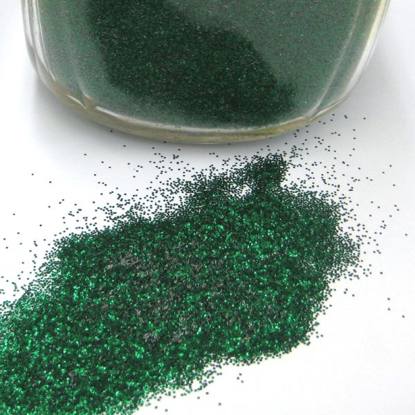 Emerald Green Glitter Fine