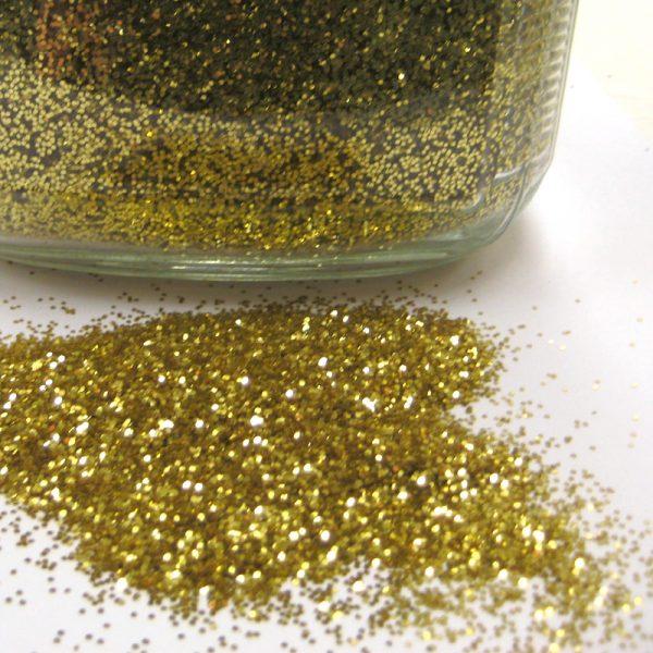 Gold Glitter Fine