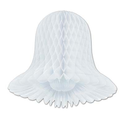 Tissue Bell White or Ivory