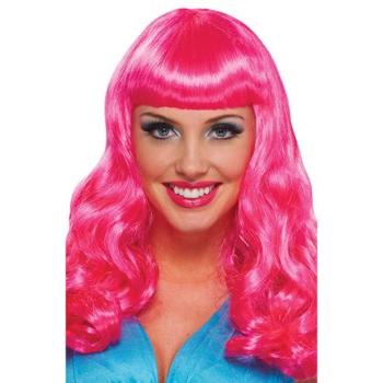 Party Girl Wig Hot Pink d19d824cf52a