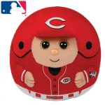 Ty Plush Cincinnati Reds Beanie Ball