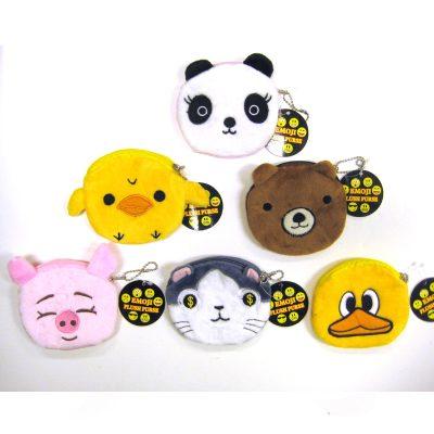 Emoji Plush Purse