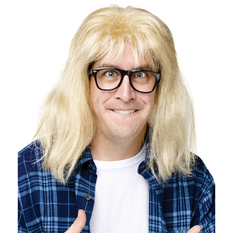 SNL Garth Wig Eyeglasses