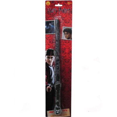 14 inch plastic Harry Potter Wand