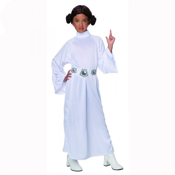 Princess Leia child Star Wars Costume