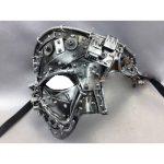 Steampunk Phantom Mask