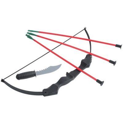 Child's Ninja Bow Arrow Knife Set