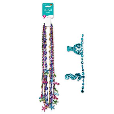 Luau Beads Necklaces