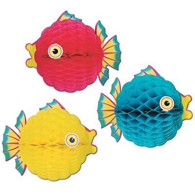 Tissue Bubble Fish