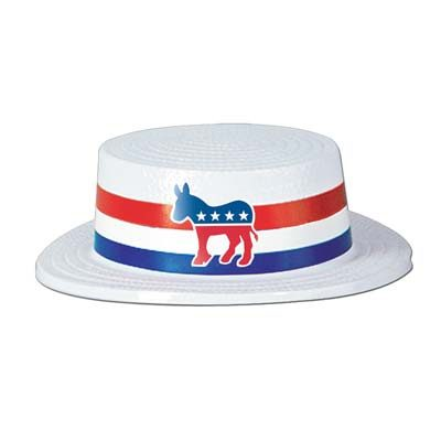 Patriotic Skimmer Hat