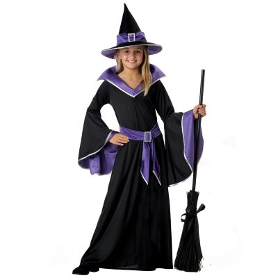 Child Incantasia Glamour Witch Costume