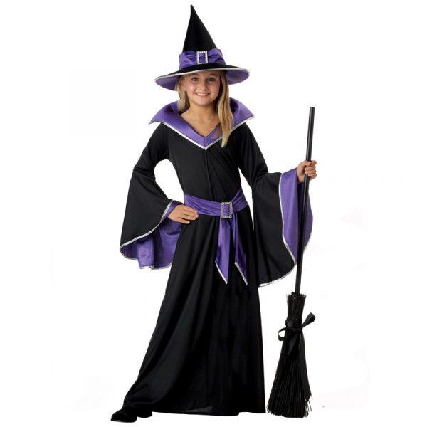 Child Incantasia Glamour Witch Costume