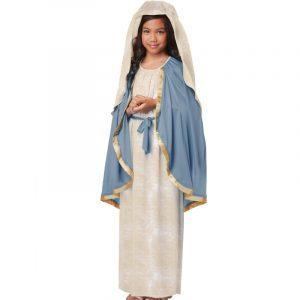 Mary Child Size Costume