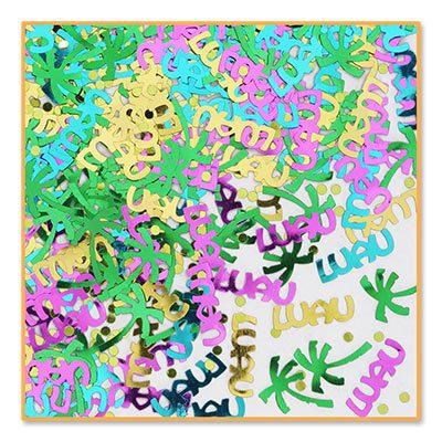 Luau Party Confetti