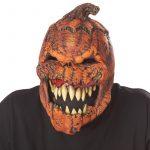 Ani-Motion Dark Harvest Pumpkin Mask