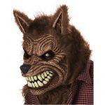Ani-Motion Werewolf Mask