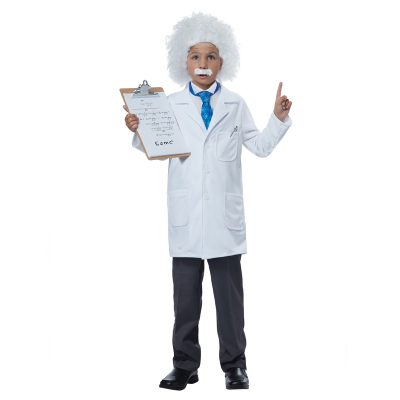 Albert Einstein Physicist Child Costume