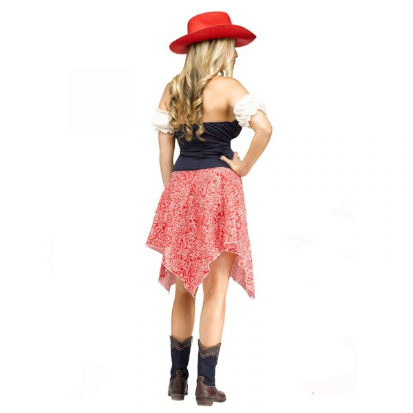 Adult Hoedown Honey Costume