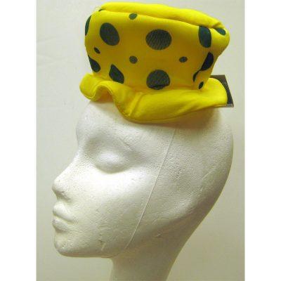 Nylon Mini Top Hat - Assorted Colors