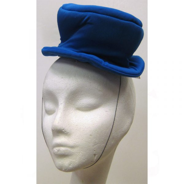 Mini top Hat - Blue