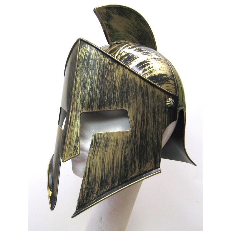 Hinged Plastic Medieval Knight Helmet