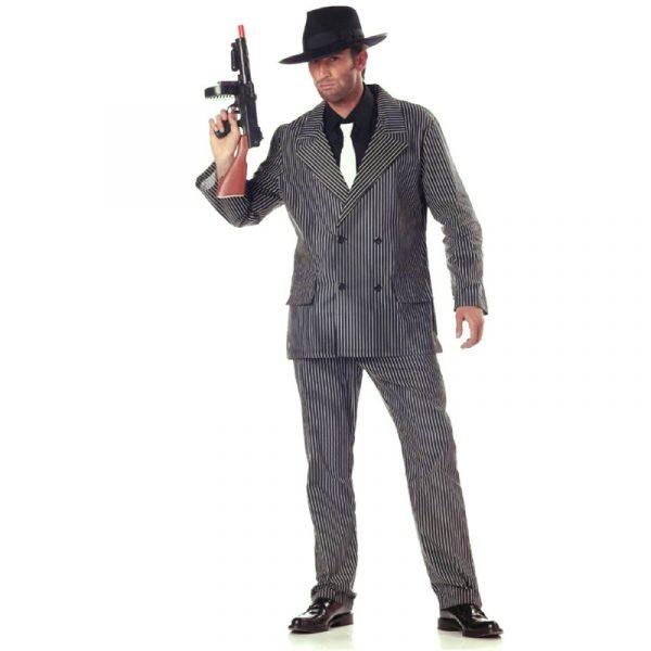 Adult Gangster Costume
