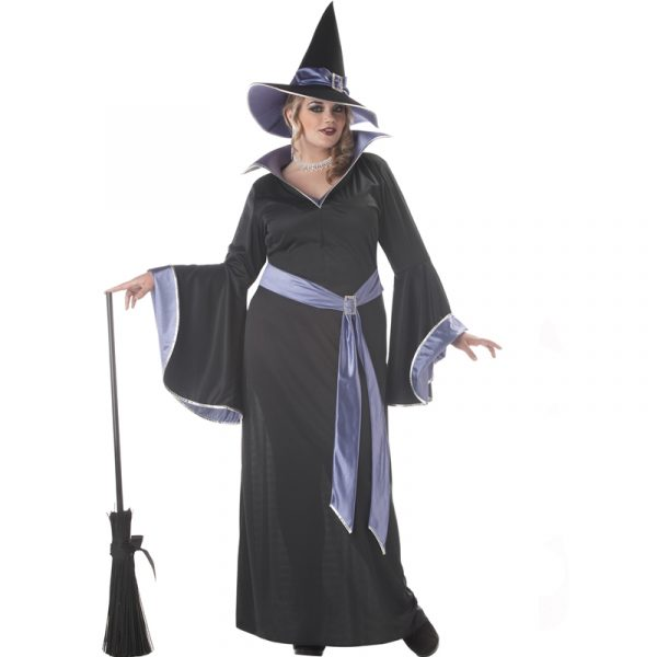 Incantasia the Glamour Witch Plus Size Costume