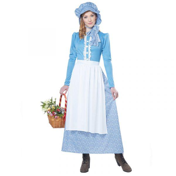 Pioneer Woman Adult Prairie Costume