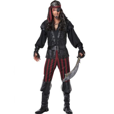 Ruthless Rogue Adult Pirate Costume