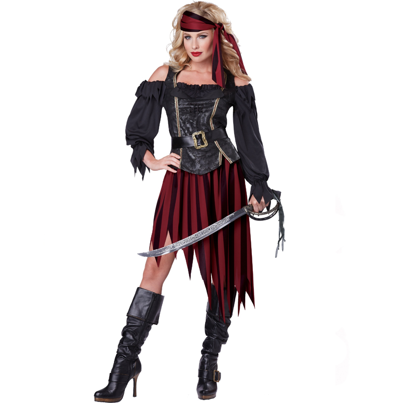Pirate & Gypsy Costumes