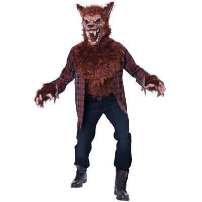 Bloodman Werewolf Adult Costume