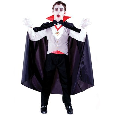 Classic Vampire Child Size Halloween Costume